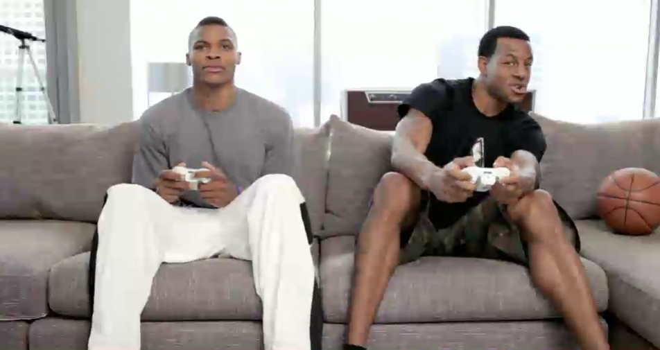 NBA 2K11 - Iguodala Day Trailer