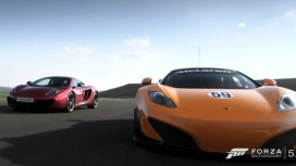 Forza Motorsport 5 - McLaren Automotive