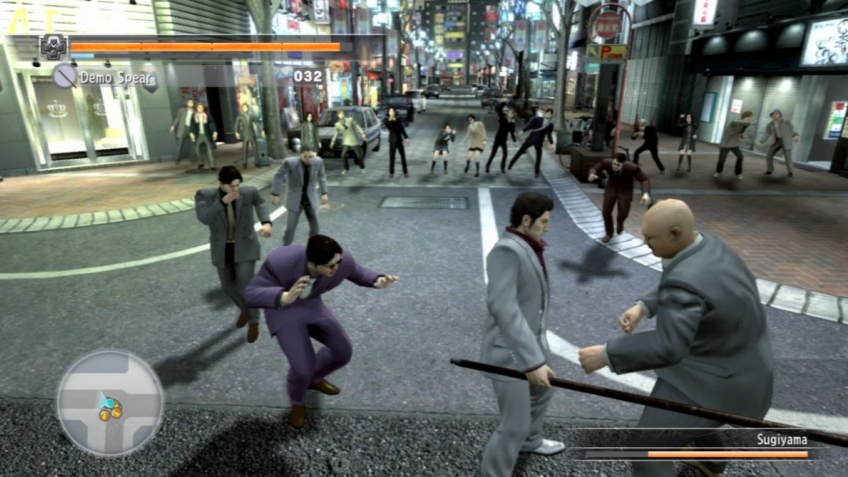Yakuza 4 - Demo Trailer