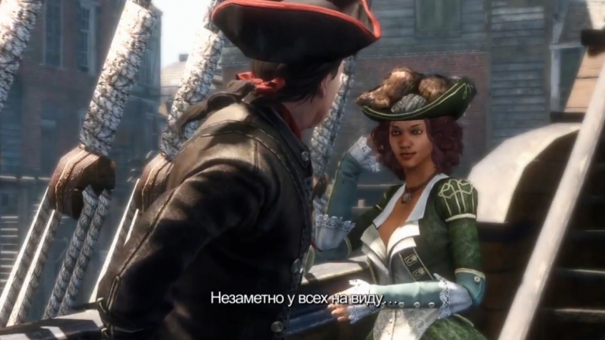 Assassin's Creed 3: Liberation HD - Trailer