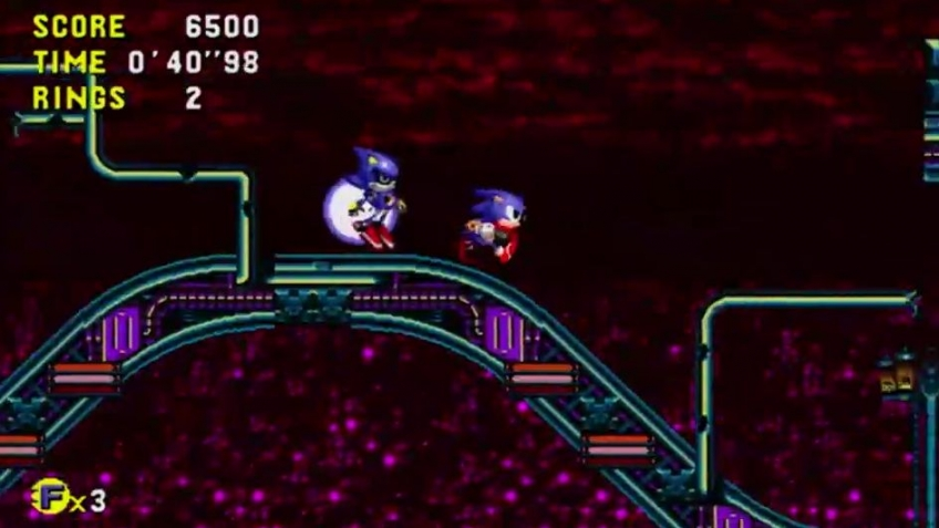 Sonic CD - Launch Trailer