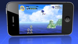 Sonic the Hedgehog 4: Episode 1 - iPhone Trailer