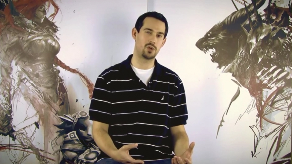 Guild Wars 2 - 2013 Preview Trailer