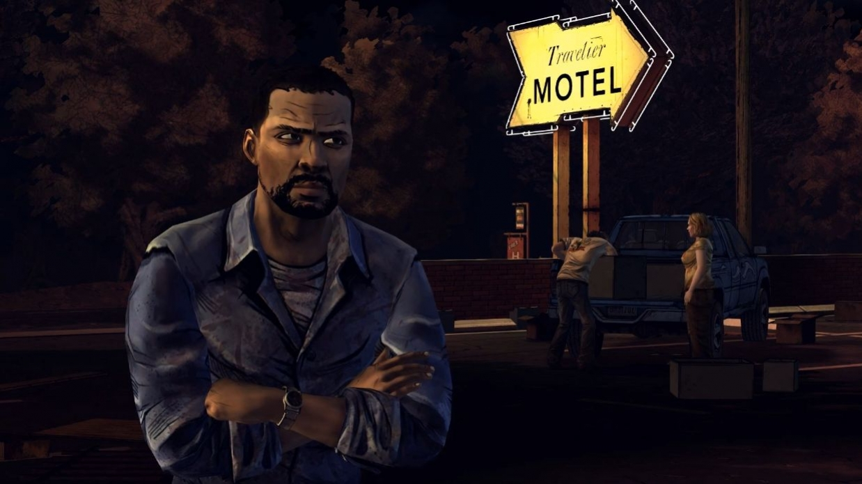 The Walking Dead: Episode1 — A New Day - Accolades Trailer