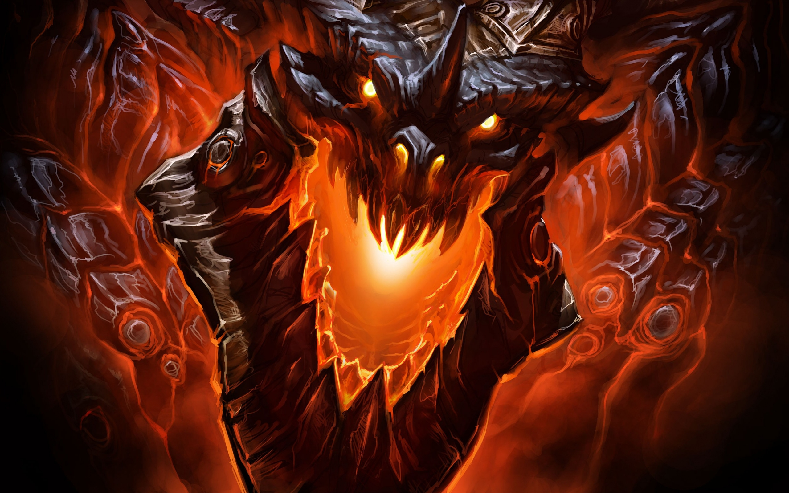 World of Warcraft: Cataclysm - Patch Rage of the Firelands Trailer