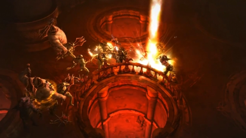 Diablo 3: Reaper of Souls - Gameplay Teaser