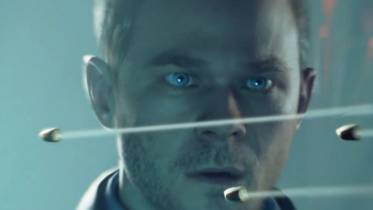 Quantum Break - The Game Awards 2015 Cinematic Trailer