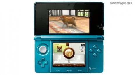 Nintendogs + Cats - Japanese Overview Trailer