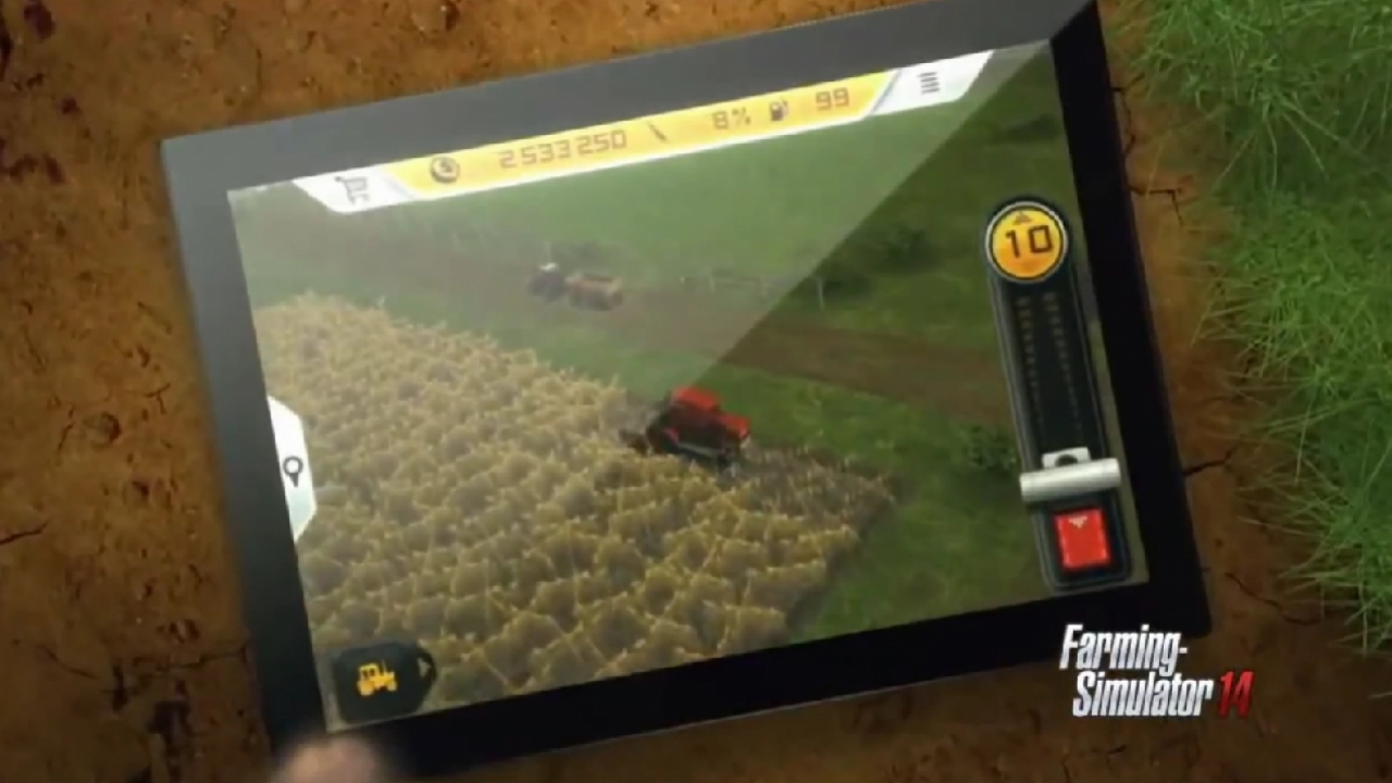 Farming Simulator 14 - Trailer