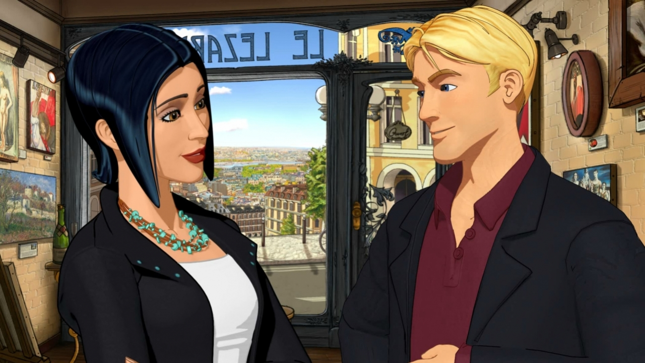 Broken Sword: The Serpent's Curse - Блиц-обзор