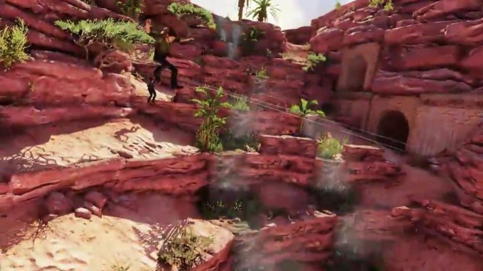 Uncharted 3: Drake's Deception - Map Pack Video