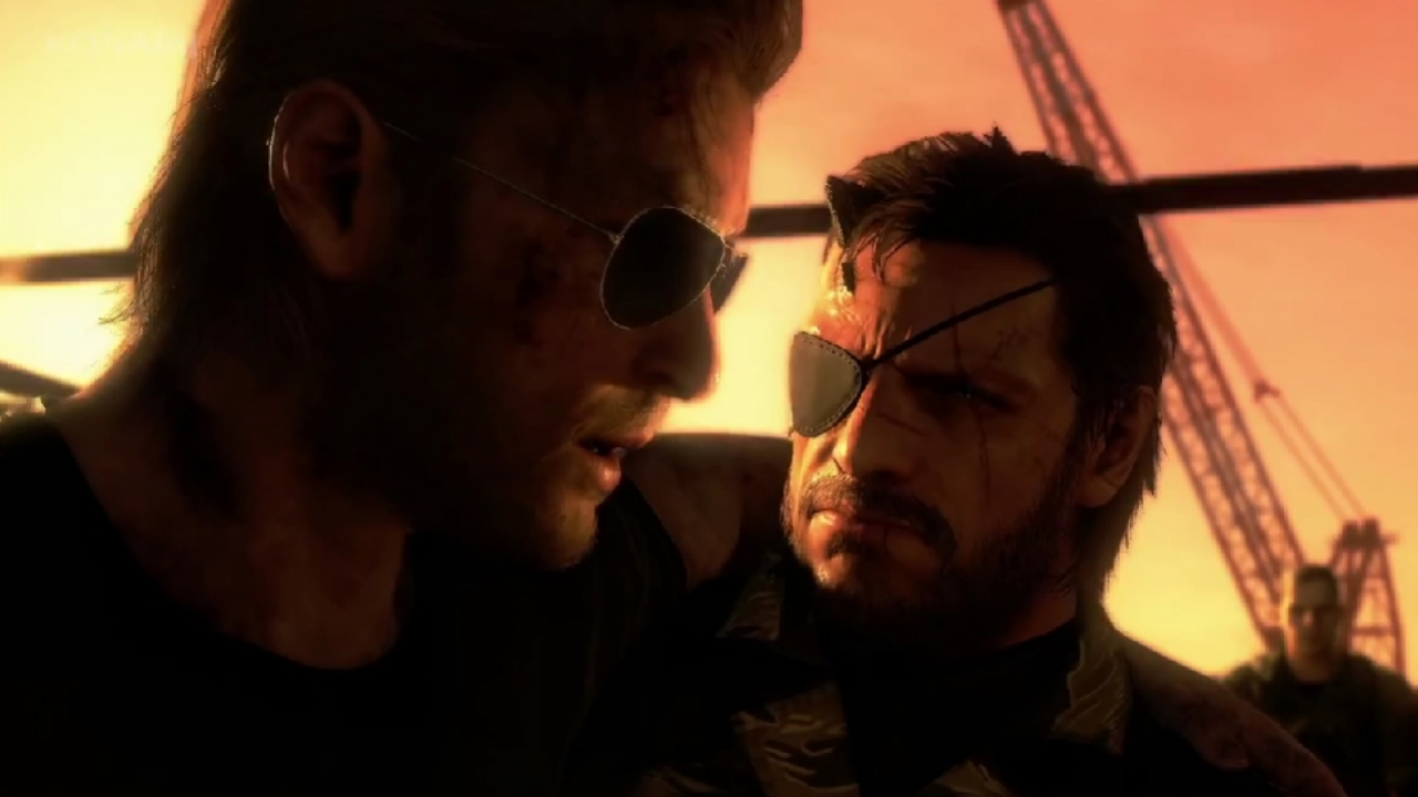 Metal Gear Solid 5: The Phantom Pain - Red Band Trailer
