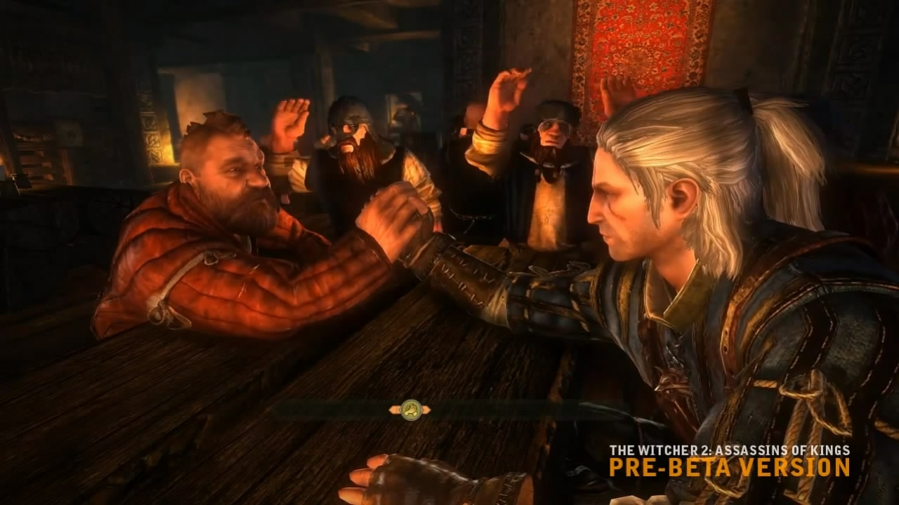The Witcher 2: Assassins of Kings - Gameplay Trailer