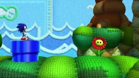 Sonic Lost World - Yoshi's Island Zone DLC Trailer