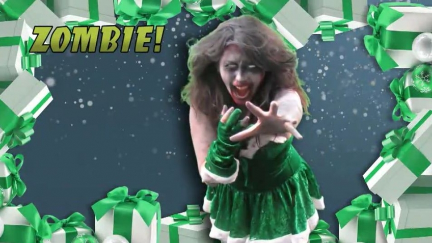 All Zombies Must Die! - Elf Christmas Trailer