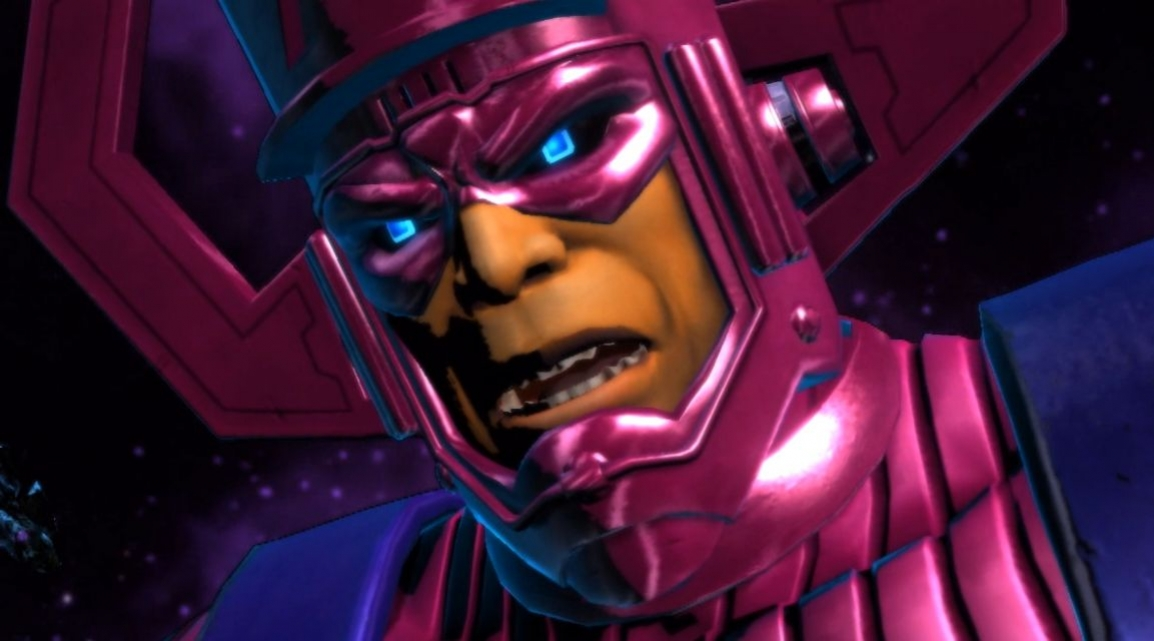 Marvel vs. Capcom 3: Fate of Two Worlds - Galactus Trailer