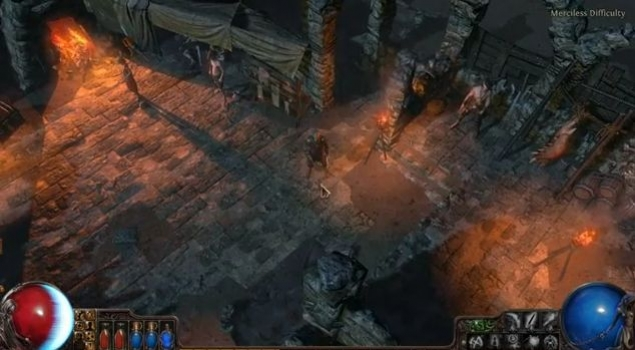 Path of Exile - Build of the Week1 Trailer