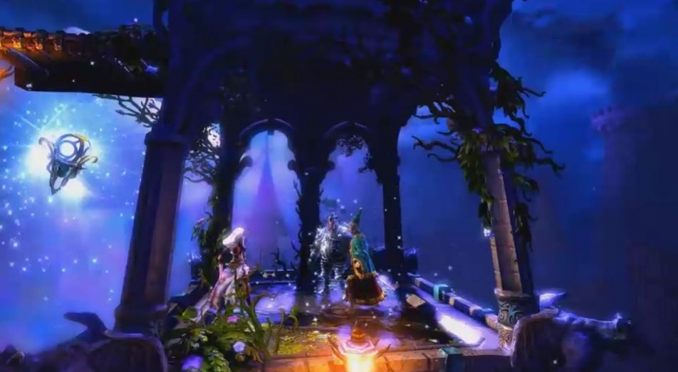 Trine 2 - GamesCom 2011 Trailer