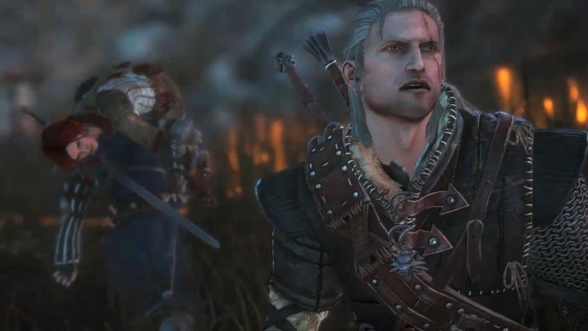 The Witcher 2: Assassins of Kings - Trailer (русская версия)