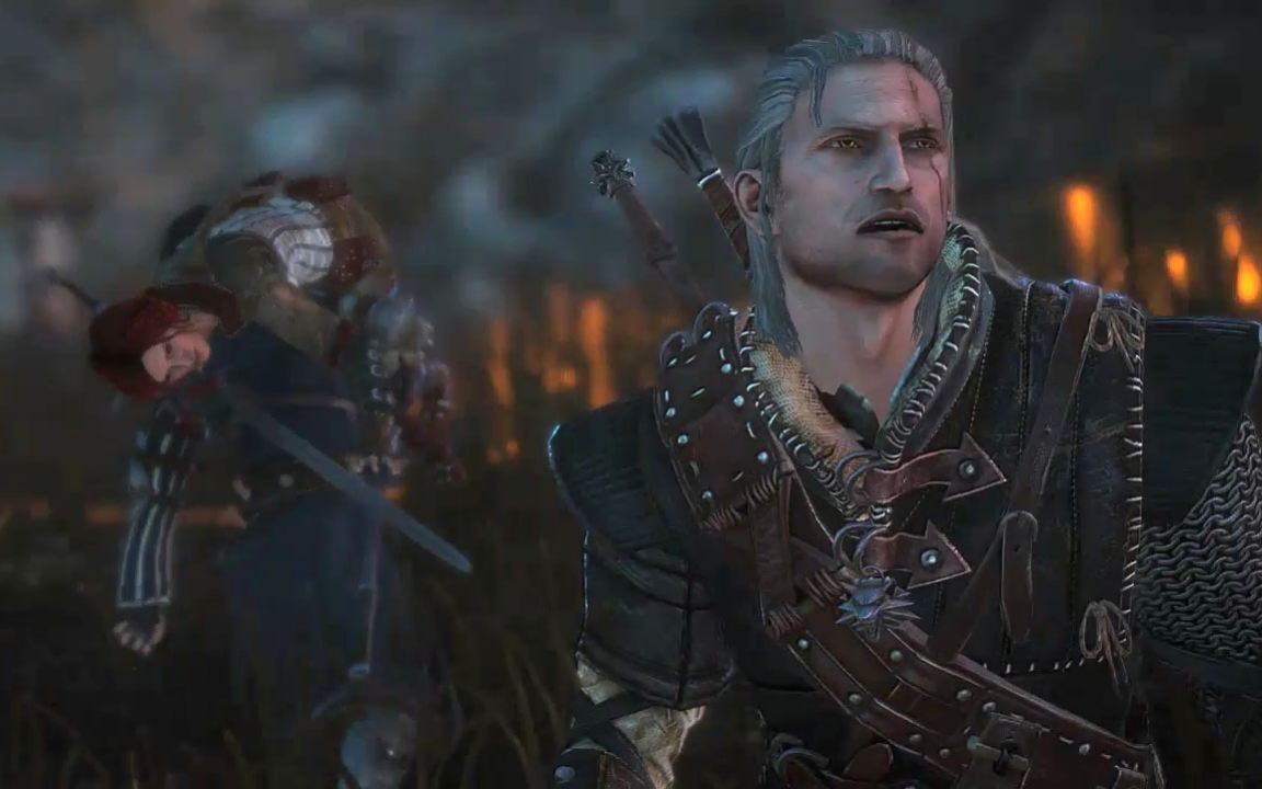 The Witcher 2: Assassins of Kings - Trailer (русская версия)