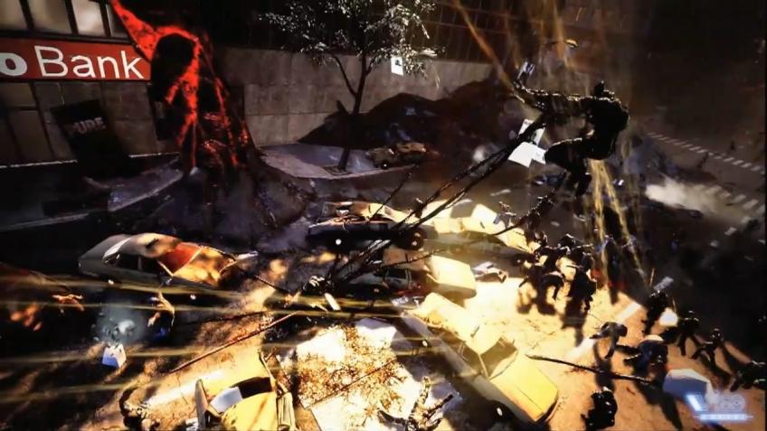 Prototype2 - VGA 2010 Teaser Trailer (русская версия)
