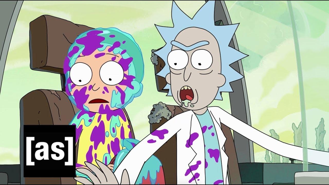 «Рик и Морти». Трейлер четвёртого сезона