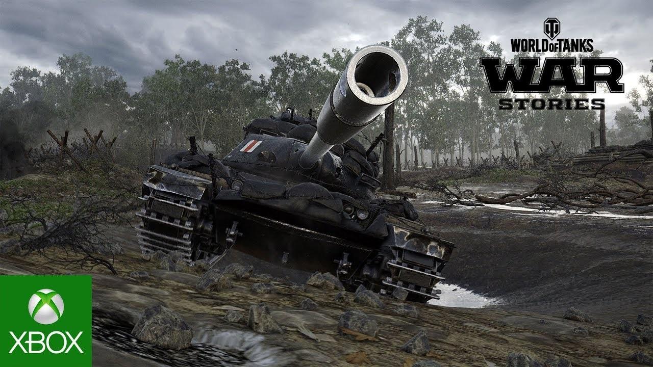 World of Tanks. Трейлер с gamescome 2017