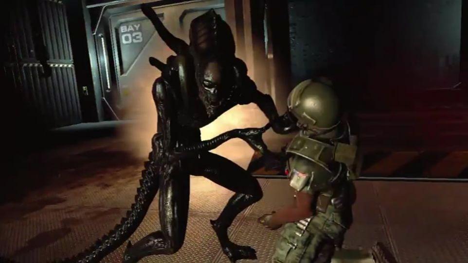 Aliens: Colonial Marines - Survivor Trailer