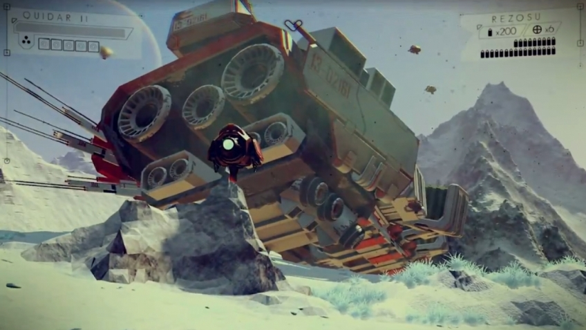 No Man's Sky - E3 2015 PC Gaming Show Trailer
