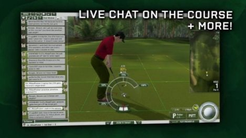Tiger Woods PGA Tour 12: The Masters - PC/Mac Trailer 2