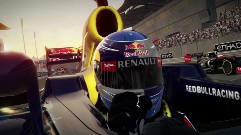 F1 2012 - Launch Trailer