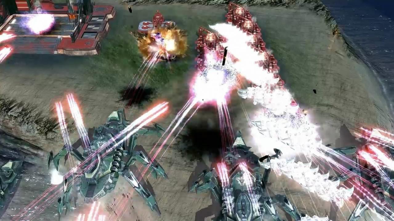 Supreme Commander2 - DLC Teaser & Monkey Lord Reveal Trailer