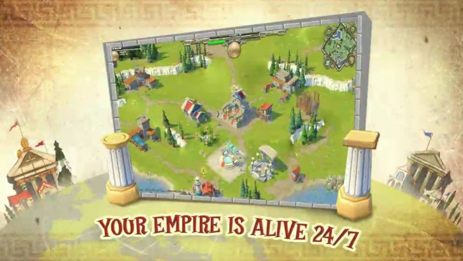 Age of Empires Online - GamesCom 2010 Trailer