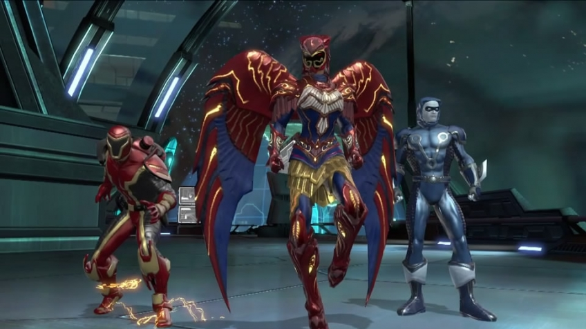 DC Universe Online - Iconic Battlesuit Reveal Trailer