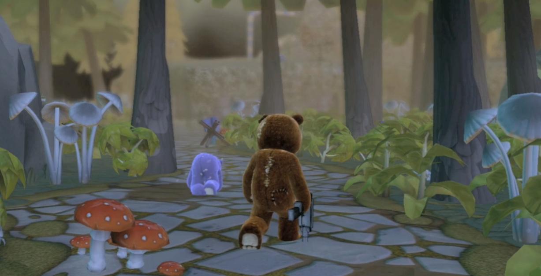 Naughty Bear - Uzi Ultra Kill Trailer