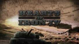 Hearts of Iron4 - Тизер