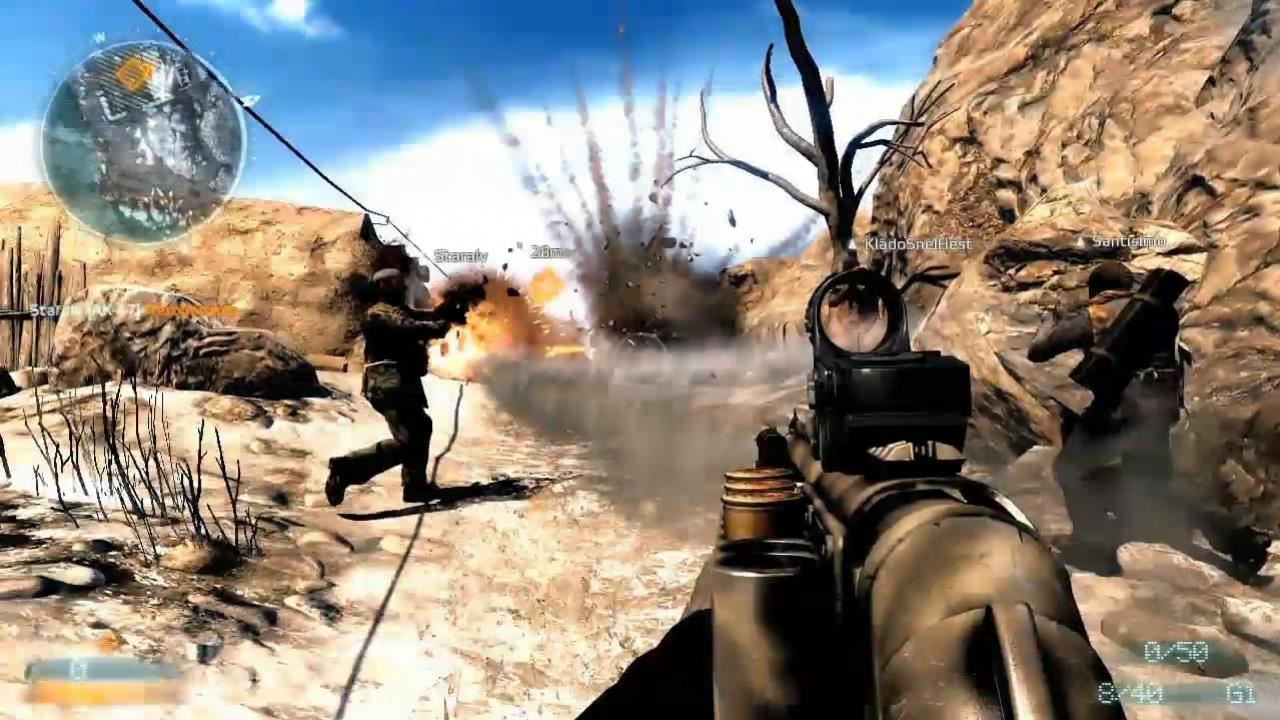Medal of Honor (2010) - DLC Trailer