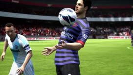 FIFA 13 - Arsenal's New Away Kit Trailer