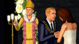 The SIMS 3: Generations - Royal Wedding Parody Trailer (русская версия)