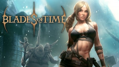 Blades of Time. Трейлер
