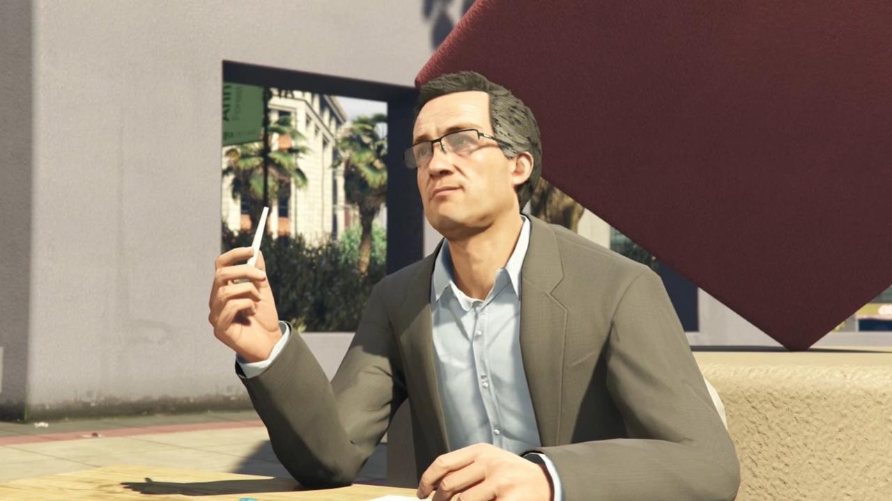 Grand Theft Auto5 - Город грехов