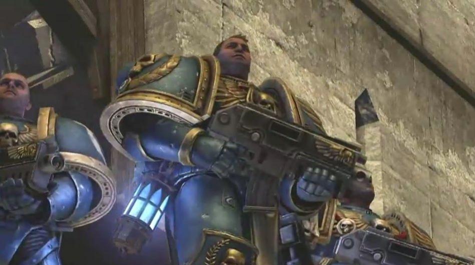 Warhammer 40 000: Space Marine - E3 2011 Trailer