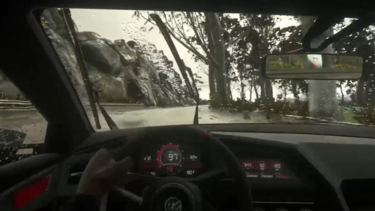 DriveClub - VW GTI Design Vision