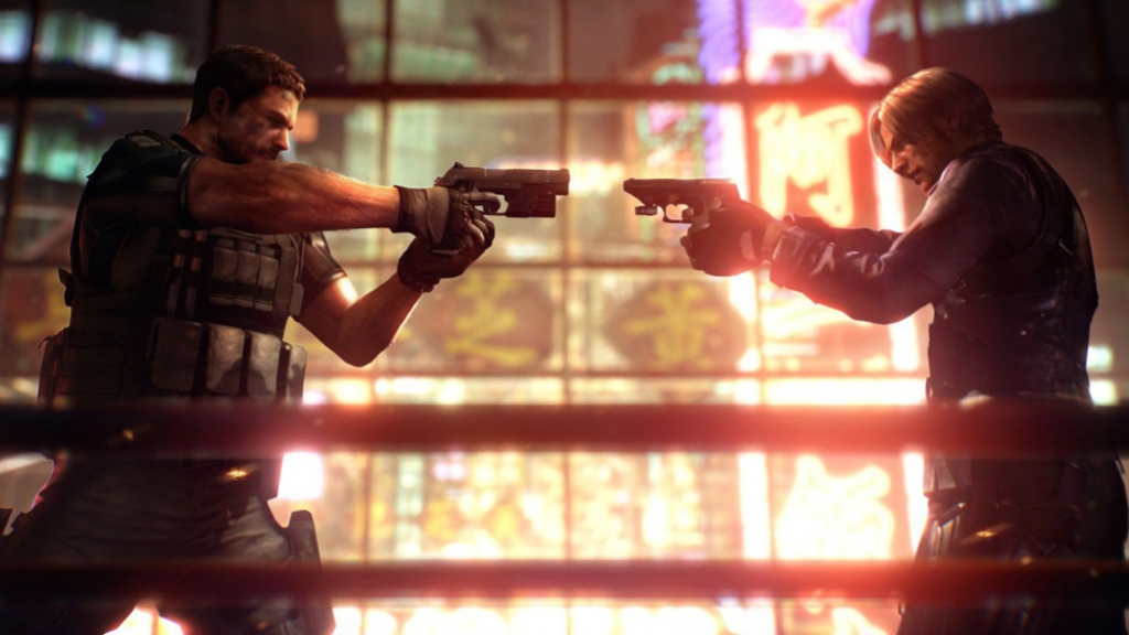 Resident Evil6 - Мнение Антона Логвинова