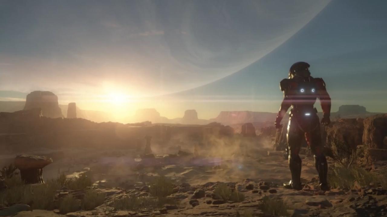 Mass Effect: Andromeda - Trailer