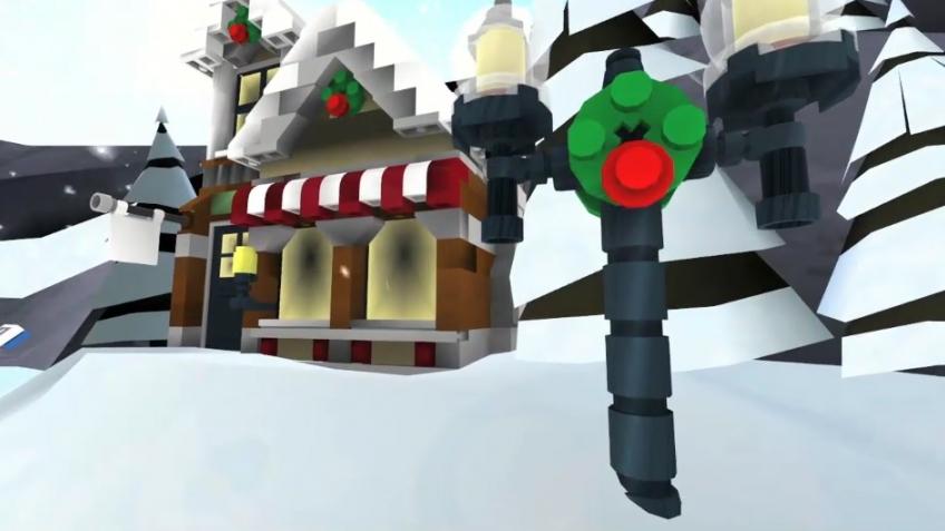 LEGO Universe - Frostburgh Trailer