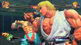 Super Street Fighter 4 - Adon vs Ken Trailer