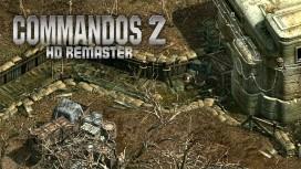 Commandos2 HD. Трейлер к gamescom