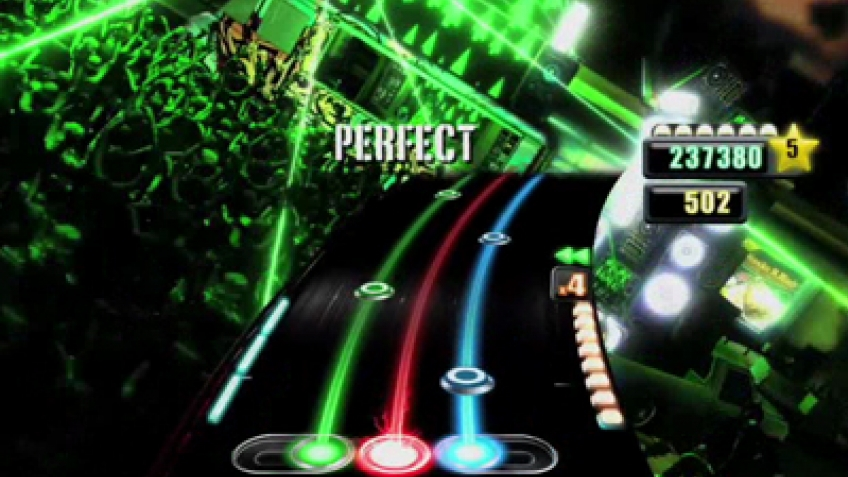 DJ Hero - Scratch Perverts Trailer 3