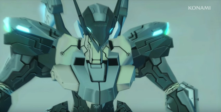 Zone of the Enders: The 2nd Runner M∀RS. Трейлер